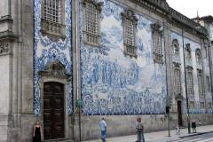 Igreja do Carmo, Oporto